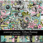 Urban Fantasy Combo Pack-$7.99 (Jumpstart Designs)