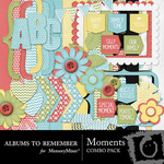 Moments Combo Pack-$4.49 (Albums to Remember)