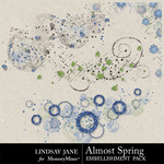 Almost Spring Scatterz-$1.99 (Lindsay Jane)