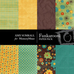 Funkarooni Paper Pack-$3.99 (Amy Sumrall)