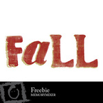 Fall Freebie-$0.00 (Lasting Impressions)