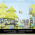 Garden Breeze Mini Pack-$3.49 (Ettes and Company by Fayette)