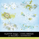 Cool Breeze Scatterz Pack-$2.49 (Ettes and Company by Fayette)