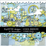 Cool Breeze Combo Pack-$4.80 (Fayette Designs)
