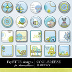 Cool Breeze Flair Pack-$1.00 (Fayette Designs)