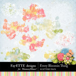 Every Bloomin Thing Scatterz-$2.49 (Ettes and Company by Fayette)