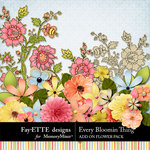 Every Bloomin Thing Flower Add On-$1.50 (Fayette Designs)