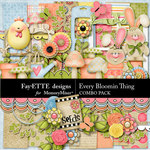 Every Bloomin Thing Combo-$7.99 (Fayette Designs)