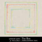 Toy Box Edges-$1.99 (Lindsay Jane)