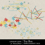 Toy Box Scatterz-$1.99 (Lindsay Jane)