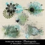 Photogenic Paint Splatters-$2.49 (Word Art World)