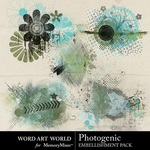 Photogenic Paint Splatters-$2.49 (Word Art World)
