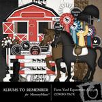 Farm Yard Fun Mini Add On Pack-$3.99 (Albums to Remember)