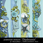 Daydreamin Borders-$2.49 (Jumpstart Designs)