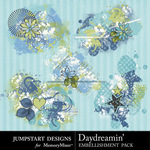 Daydreamin Scatters-$2.49 (Jumpstart Designs)