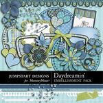 Daydreamin ADD ON Embellishment Pack-$2.99 (Jumpstart Designs)
