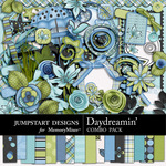 Daydreamin Combo Pack-$4.99 (Jumpstart Designs)