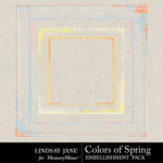 Colors of Spring Edges-$1.99 (Lindsay Jane)