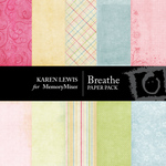 Breathe Paper Pack-$3.99 (Karen Lewis)