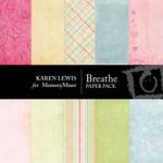 Breathe paper small
