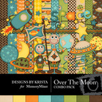 Over The Moon Combo Pack-$4.49 (Designs by Krista)