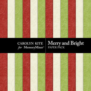 Merryandbright embossedcardstock600 medium
