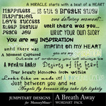 A Breath Away WordArt-$2.99 (Jumpstart Designs)