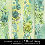 A Breath Away Borders-$1.99 (Jumpstart Designs)