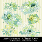 A Breath Away Scatters-$2.49 (Jumpstart Designs)