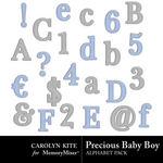 Preciousbabyboy alphapack small