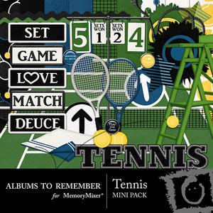 Tennis 1mm medium