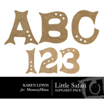 Little Safari Alphabet Pack-$1.99 (Karen Lewis)