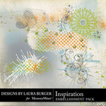 Inspiration Scatters-$2.49 (Laura Burger)
