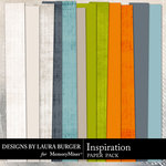 Inspiration Solid Paper Pack-$3.49 (Laura Burger)