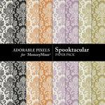 Spooktacular AP Paper Pack 2-$3.49 (Adorable Pixels)