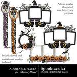 Spooktacular AP Clusters-$1.25 (Adorable Pixels)