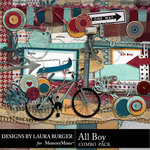 All Boy Combo Pack-$4.99 (Laura Burger)