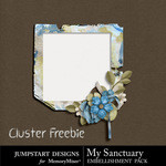 My Sanctuary Free Clusters-$0.00 (Jumpstart Designs)
