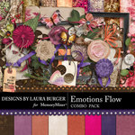 Emotions Flow Combo Pack-$4.99 (Laura Burger)