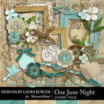One June Night Combo Pack-$4.99 (Laura Burger)