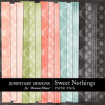 Sweet Nothings JD Basic Paper Pack-$3.49 (Jumpstart Designs)