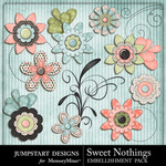 Sweet Nothings JD Blooms-$2.49 (Jumpstart Designs)