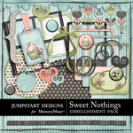Sweet Nothings JD Add On Embellishment Pack-$3.49 (Jumpstart Designs)