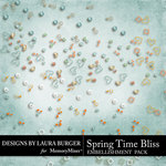 Spring Time Bliss Embellishment Pack-$3.49 (Laura Burger)
