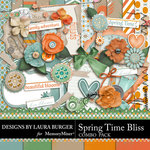 Spring Time Bliss Combo Pack-$4.99 (Laura Burger)