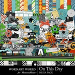 On This Day Mega Pack-$5.99 (Word Art World)