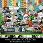 On This Day Mega Pack-$5.99 (Word Art World)