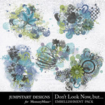 Dont Look Now But Scatters-$2.99 (Jumpstart Designs)