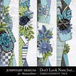 Dont Look Now But Borders-$2.49 (Jumpstart Designs)