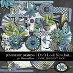 Dont Look Now But Grunge Add On Embellishment Pack-$2.99 (Jumpstart Designs)